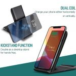 Bolton Foldable Fast Wireless Charge Stand