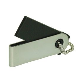 Micro Metal Swivel Flash Drive